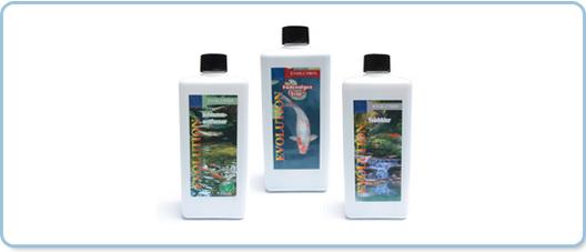 Wasserpflege heilmittel stein 39 s eichenextrakt for Gartenteichpflege algen